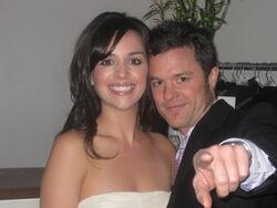Kate and Chris