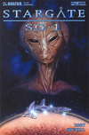SG-1 conventionspecial2007 AsgardPainted cover