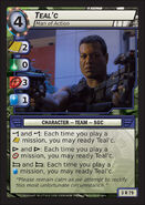 Teal'c (Man of Action)