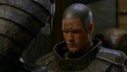 Apophis' Jaffa commander (The Serpent's Lair)