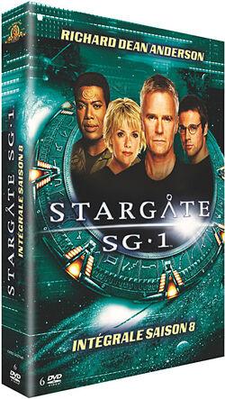 SG1 saison 8