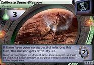 Calibrate Super-Weapon