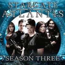 Gwiezdne wrota - Atlantis (Sezon-3)