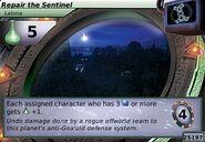 Repair the Sentinel