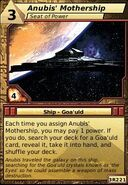 Anubis' Mothership (Seat of Power)