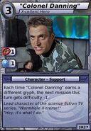 Colonel Danning (X-cellent Hero)