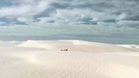 Planète désertique (Air)