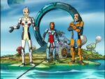 Stargate Infinity - Hot Water 003