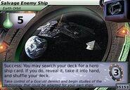 Salvage Enemy Ship