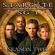 Gwiezdne wrota SG-1 (Sezon 2)