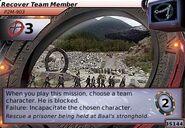 Recover Team Member