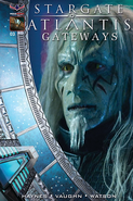 Stargate Atlantis Gateways 3 cover