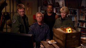 SG1-8x20-Jackson - O'Neill - Teal'c - Carter - E2PZ