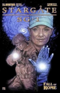SG-1 Fall of Rome Issue2 Drakepaintedcover