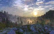 Chulak Sunrise