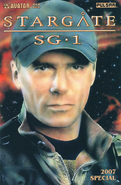 SG-1 conventionspecial2007 regular cover