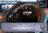 Infiltrate Lucian Alliance
