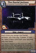 The Daniel Jackson (Supreme Commander's Ship)