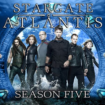 Gwiezdne wrota - Atlantis (Sezon-5)