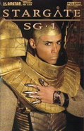 SG-1 conventionspecial2004 Apophis Photo Cover