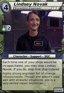 Lindsey Novak (Eccentric Engineer)