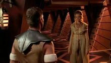 Osiris interogating daniel