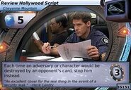 Review Hollywood Script