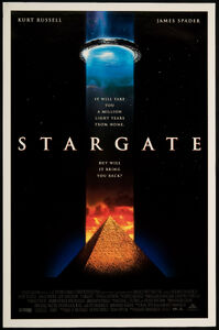 Stargate T-poster