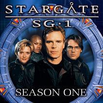 Gwiezdne wrota SG-1 (Sezon-1)