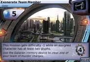 Exonerate Team Member
