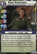 Paul Emerson (Odyssey Commander)