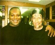 Teal'c and Valar