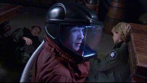 SG1-10x02-Carter et Daniel groggy