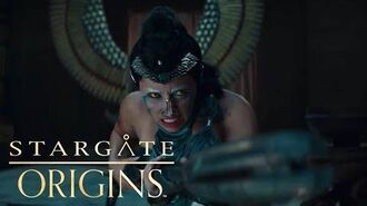 Stargate Origins Sneak Peek