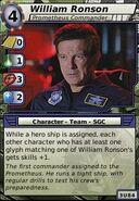 William Ronson (Prometheus Commander)