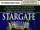 Stargate: Rebellion (audiobook)