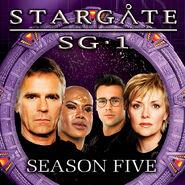 Gwiezdne wrota SG-1 (Sezon 5)