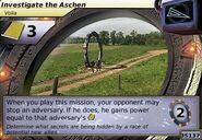 Investigate the Aschen