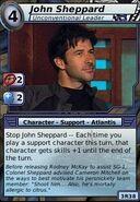 John Sheppard (Unconventional Leader)