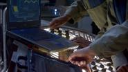 Lantean control console