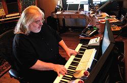 Joel Goldsmith piano