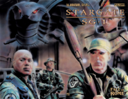 SG-1 Fall of Rome Issue1 paintedwraparoundcover Lucio Rubira
