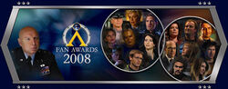2008 Stargate Fan Awards preview