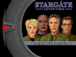 Stargate Adventure preview