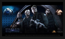 WALLPAPER SG-1 UNLEASHED 1
