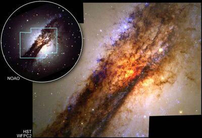 Syrex galaxy