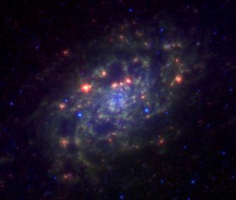 Orthrus galaxy