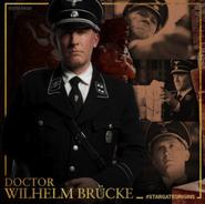 Doctor Wilhelm Brücke Origins