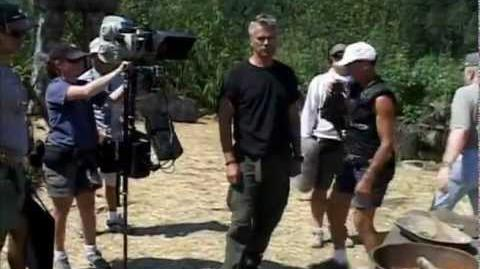 STARGATE SG-1 Behind the scenes by Richard Dean Anderson