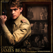 Captain James Beal Origins